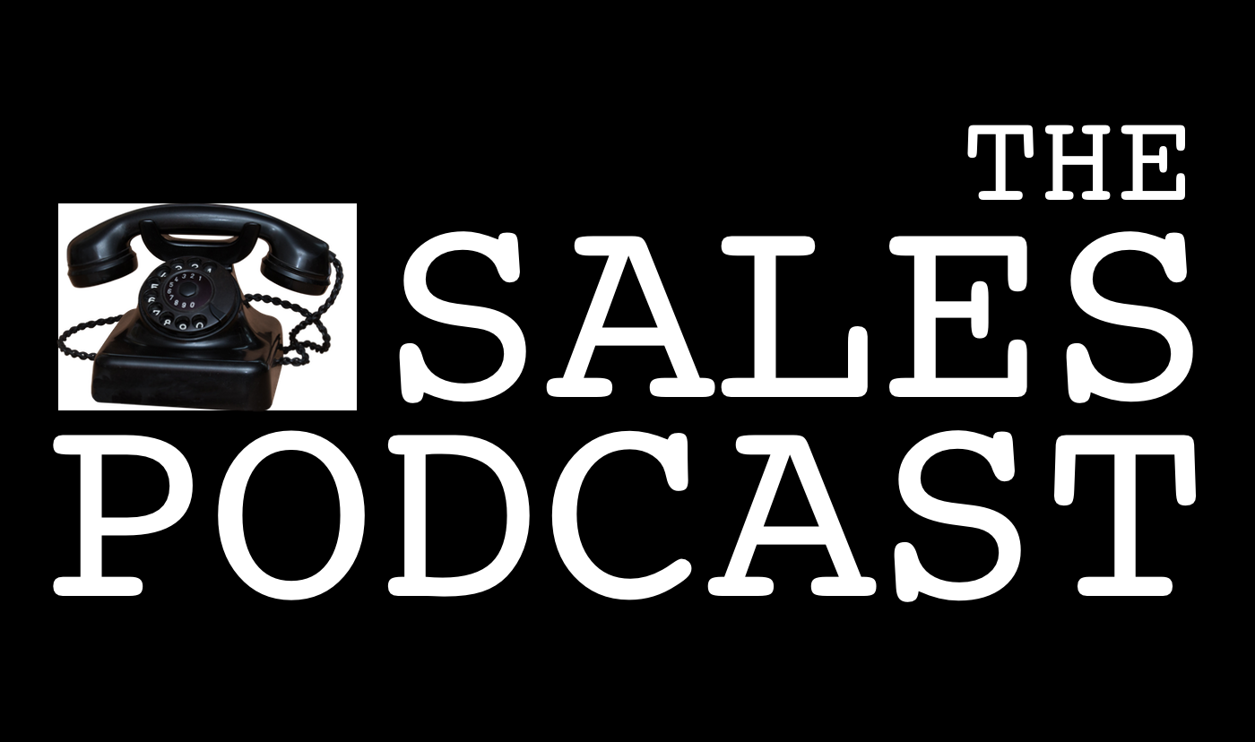 The Sales Podcast 200 bw