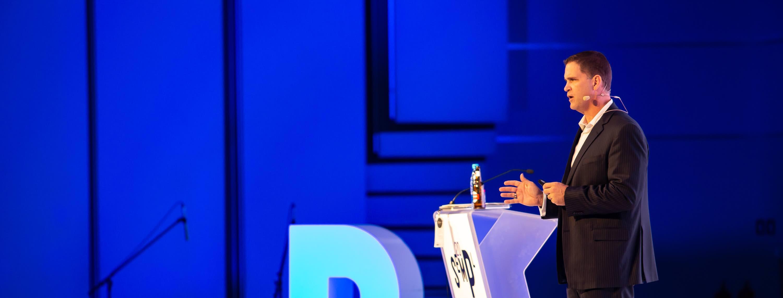 Wes Schaeffer Keynote Speaker SEMPL Marketing Conference cropped 2