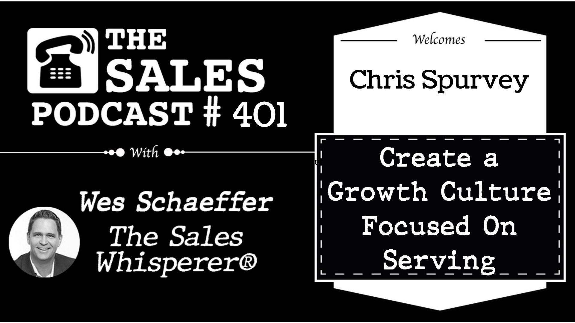 Whats The One Thing That Has Remained The Same In Sales Chris Spurvey