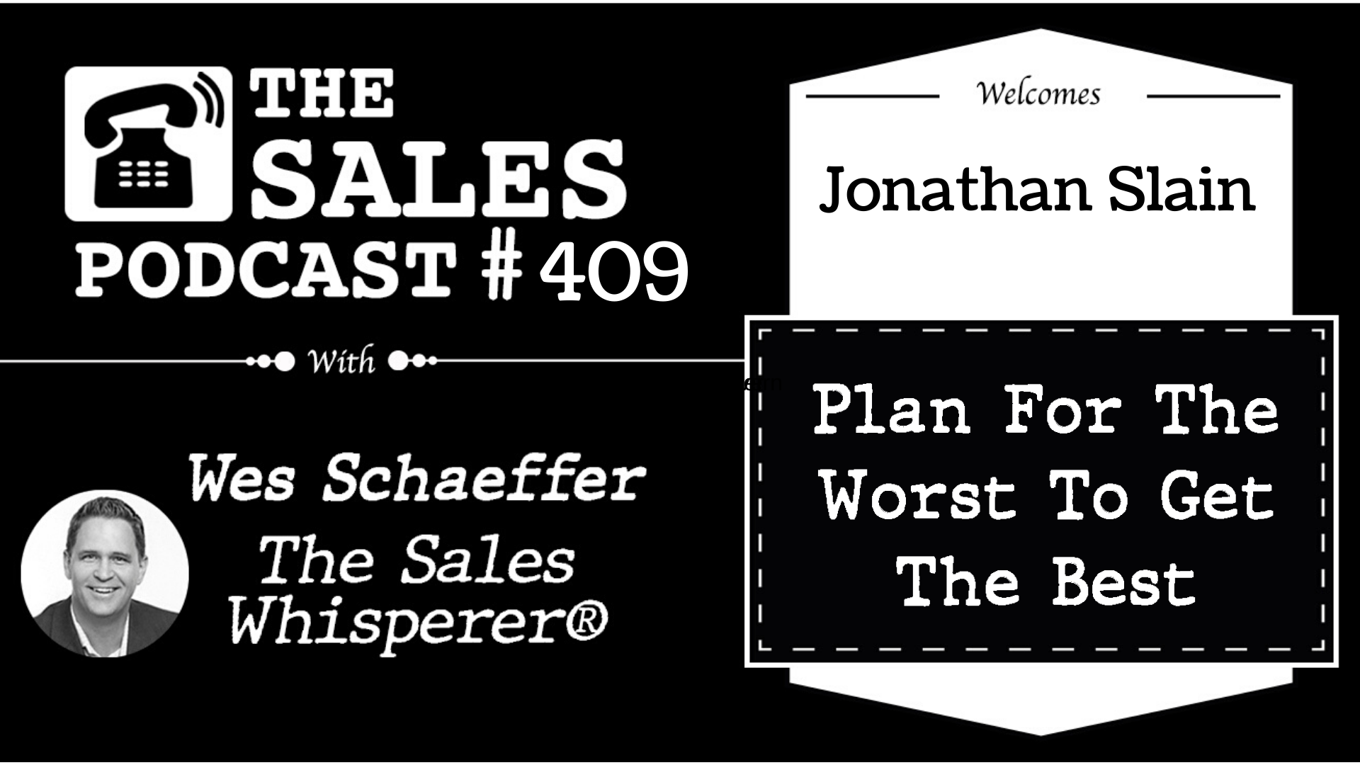 Why You Need To Build For The Next Recession, With Jonathan Slain