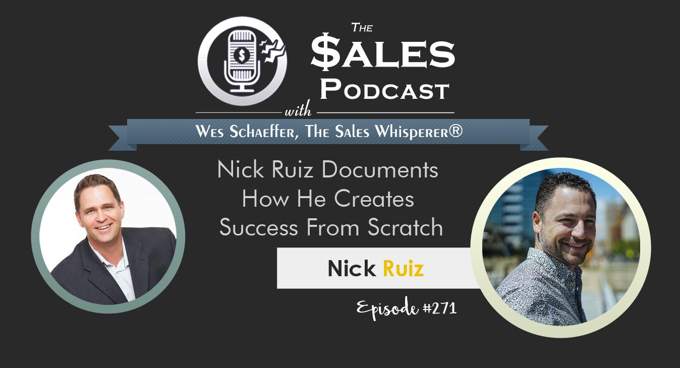 Nick Ruiz - The Sales Podcast #271.png