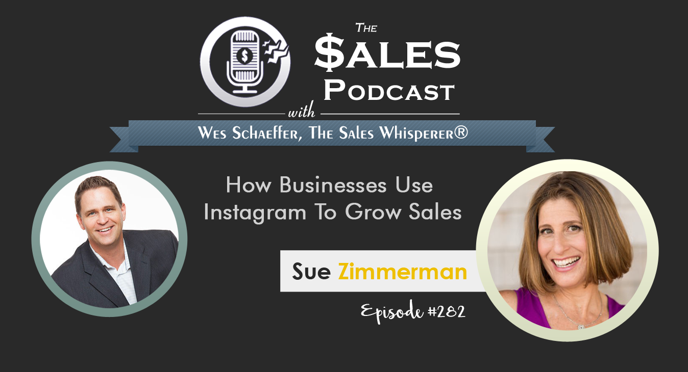 Sue Zimmerman - The Sales Podcast #282.png
