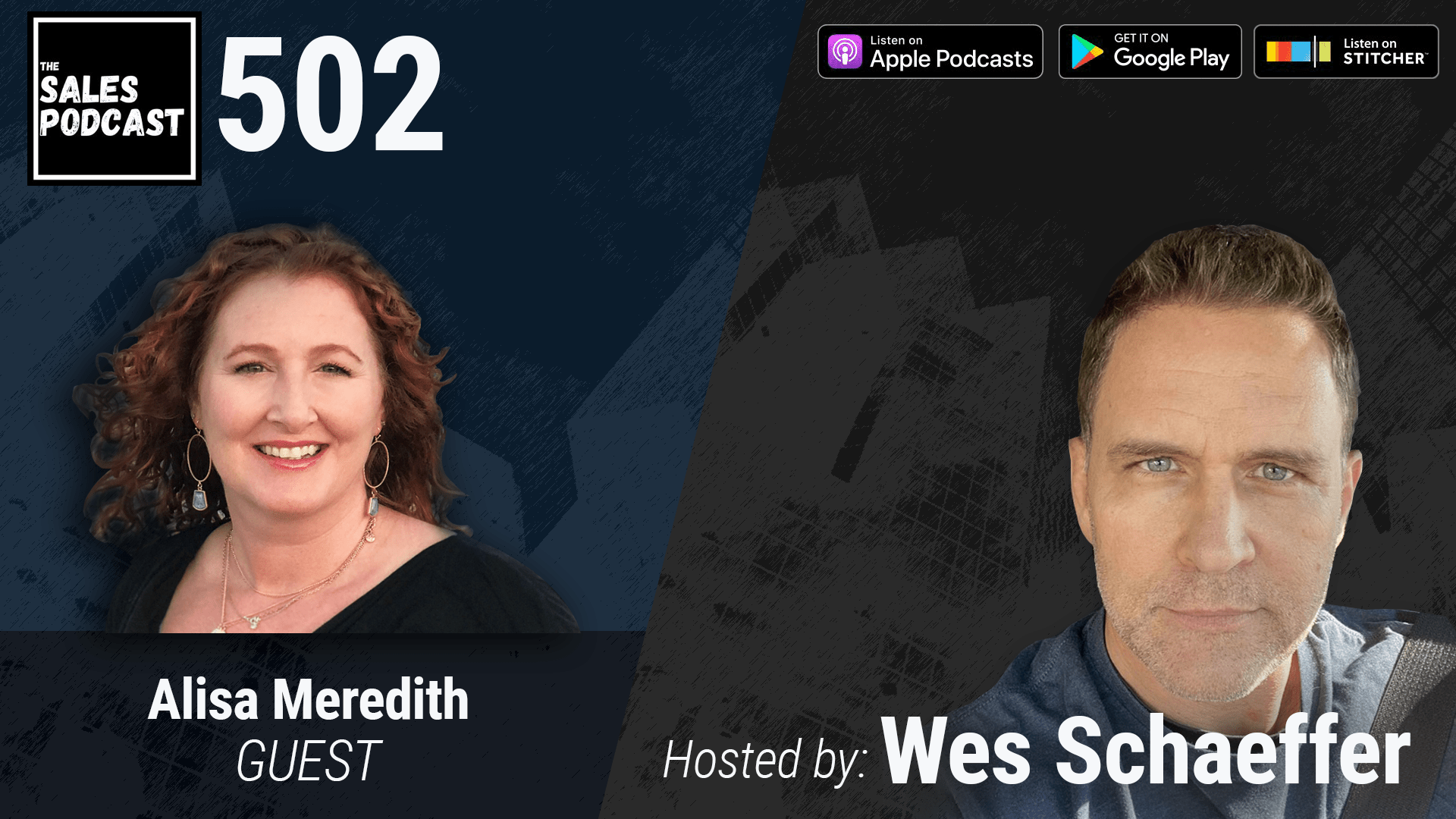 Produce Predictable Profits With Pinterest and Alisa Meredith on The Sales Podcast with Wes Schaeffer, The Sales Whisperer®