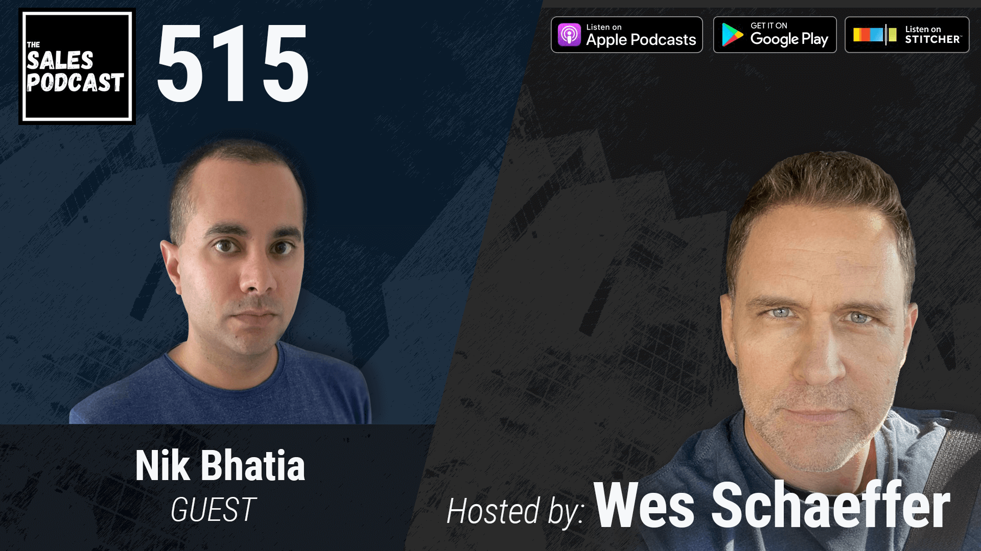 Nik Bhatia, Layered Money, Bitcoin, Digital Currencies, Money, & You on The Sales Podcast with Wes Schaeffer, The Sales Whisperer®